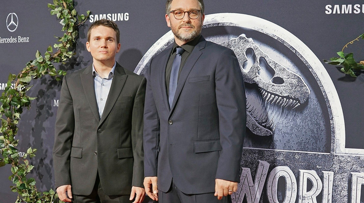 Colin Trevorrow y Derek Connolly.
