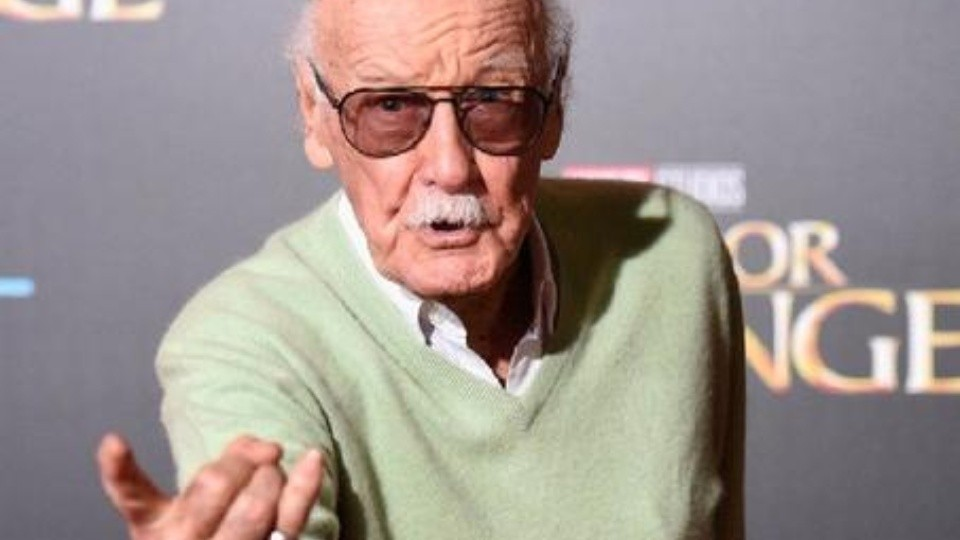 Stan Lee/AFP
