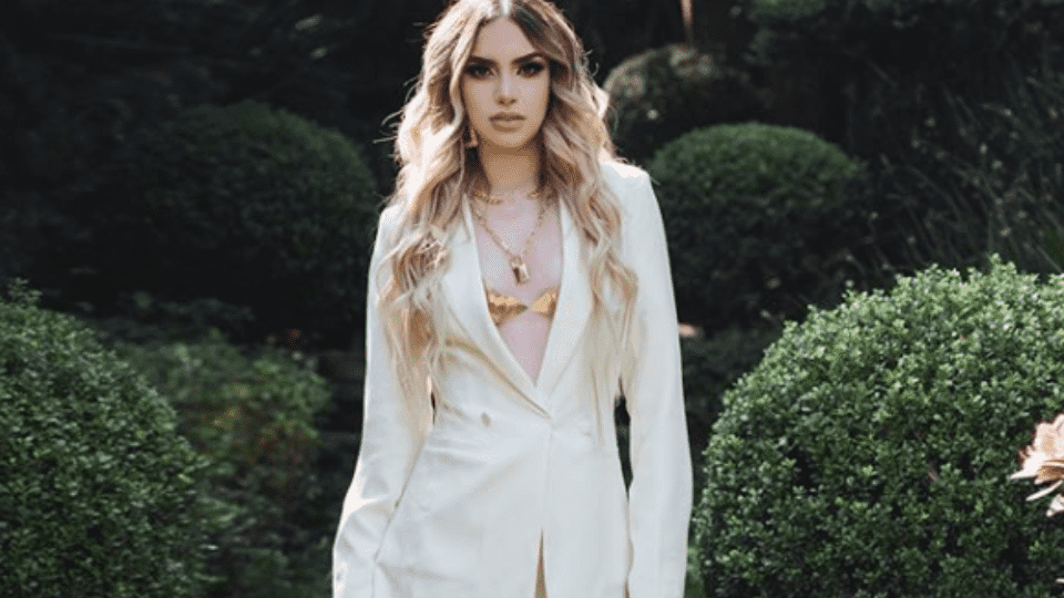 Kimberly Loaiza luce tremendo y sensual outfit(Instagram)