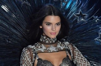 Kendall Jenner que aún lucha contra